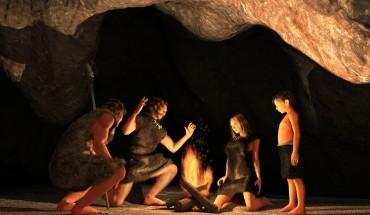 Caveman Parenting